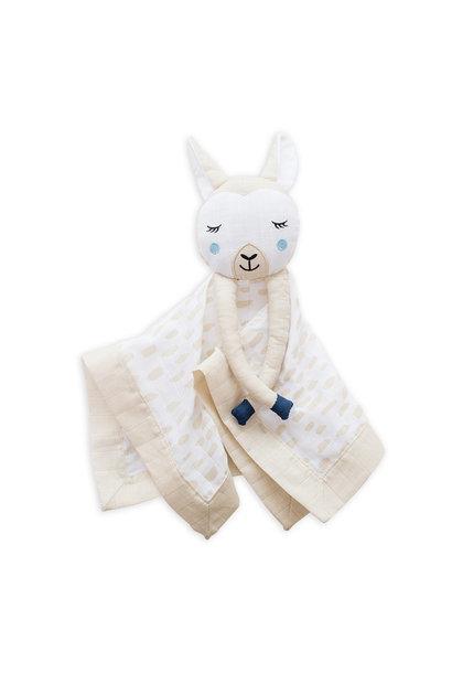 Mousseline Lovie en coton - Lama