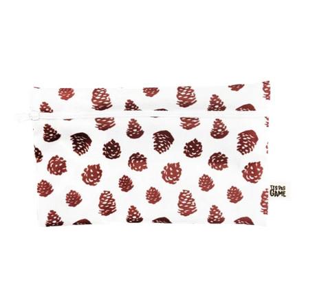 Paquet de 2 sacs à collation - Sous-bois-3