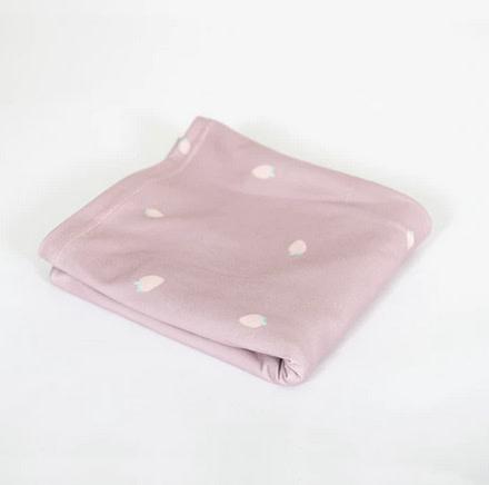 Écharpe d'allaitement - Temps des fraises-1