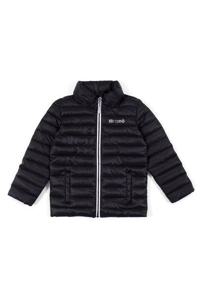 Manteau printemps-automne noir