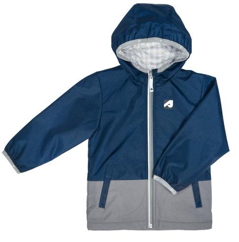 Manteau mi-saison - Marine-1