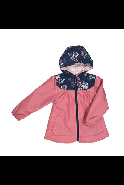 Manteau mi-saison - Bordeau