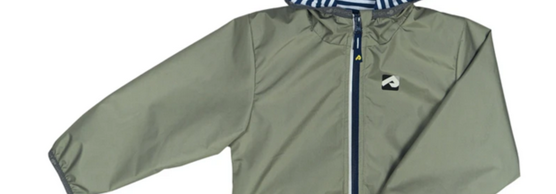 Manteau mi-saison - Kaki
