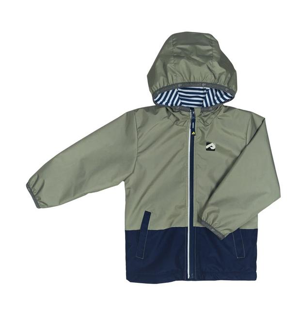 Manteau mi-saison - Kaki-1