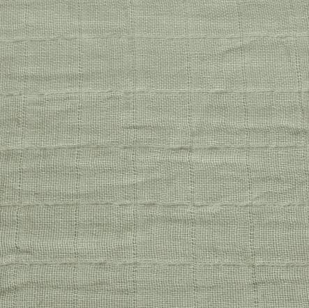 Sac de nuit mouseline de coton - Kaki (0.7tog)-2