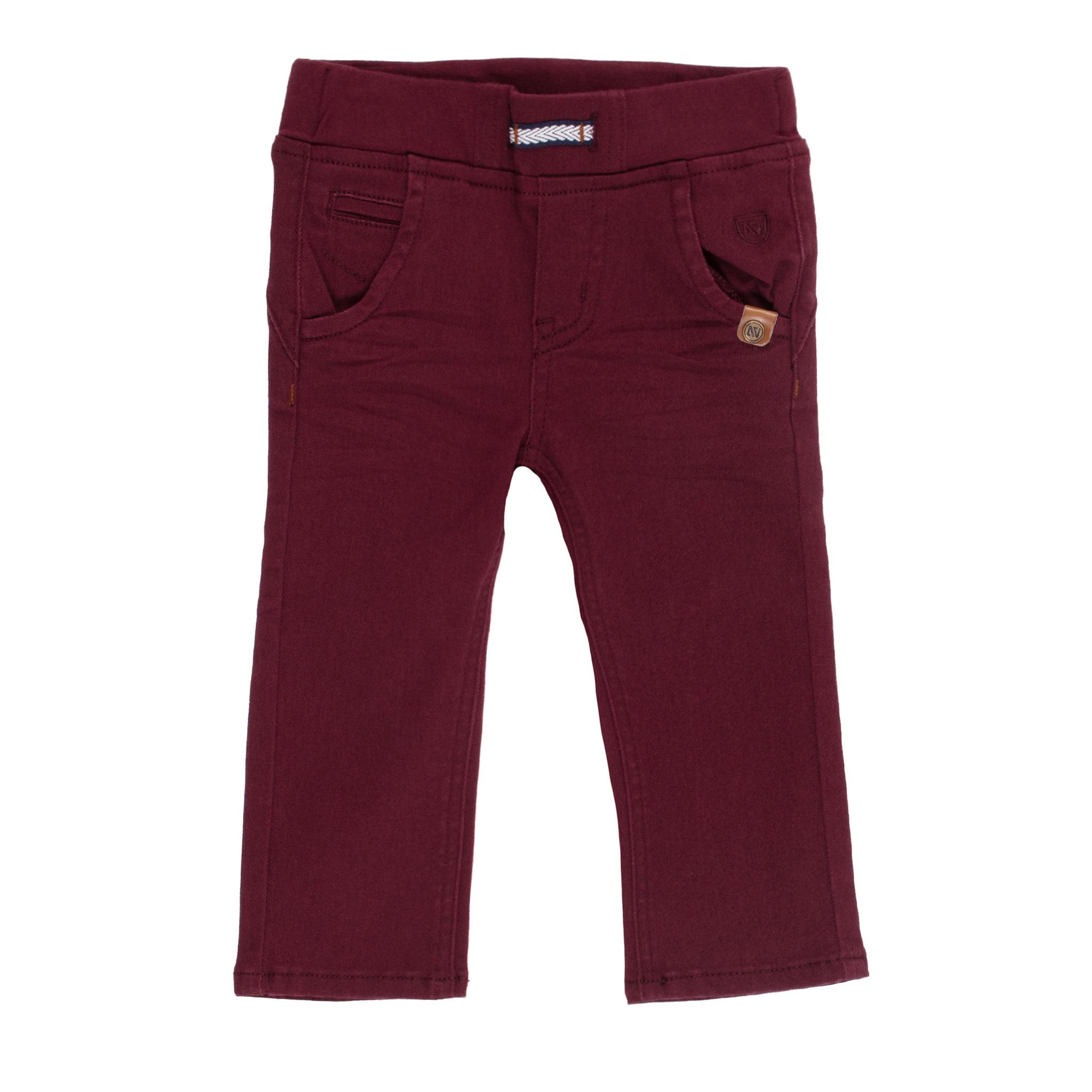 Pantalon extensible collection Pente École-1