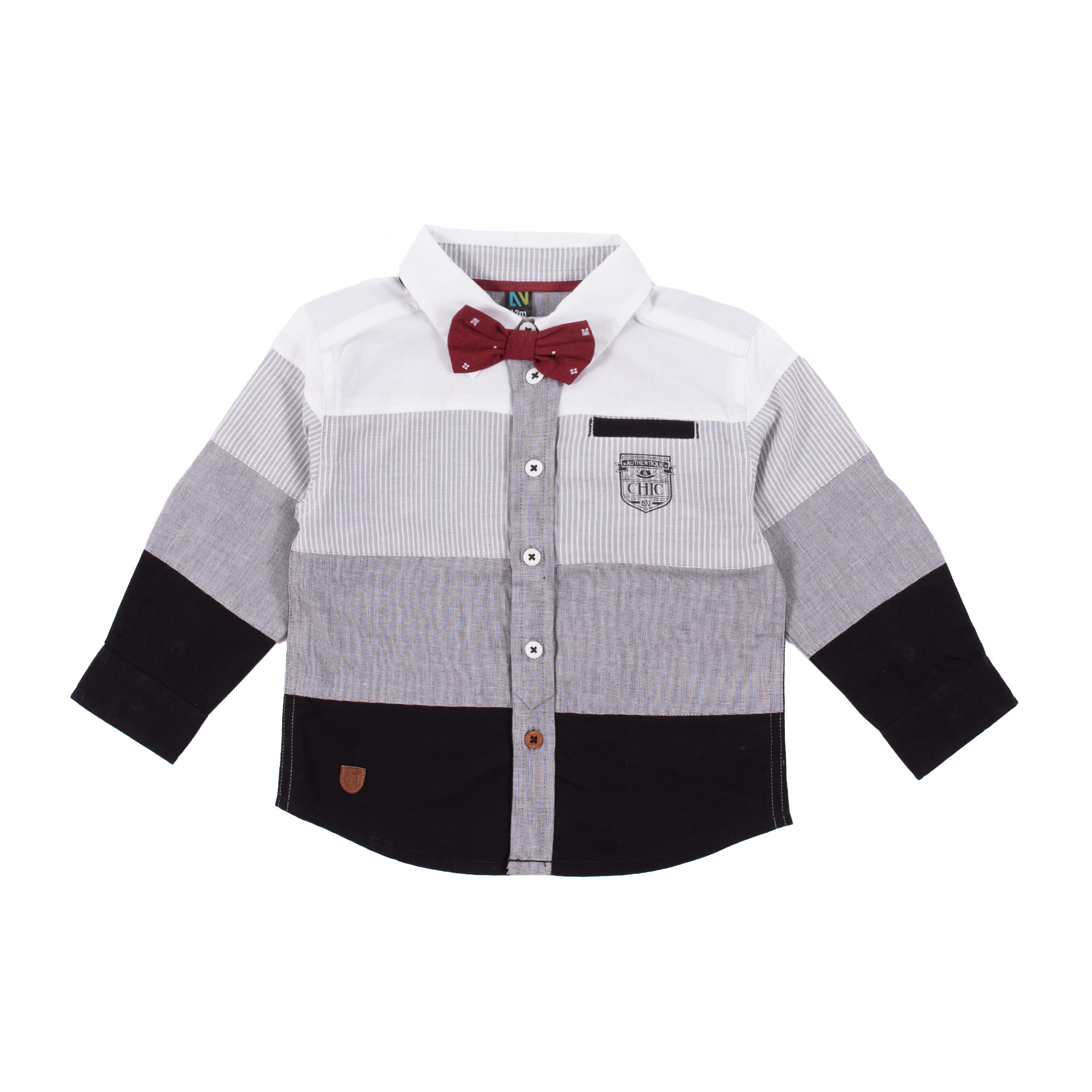 Chemise collection Noël Comme Papa-1