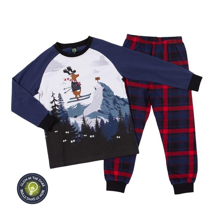 Pyjama pour garçons-1