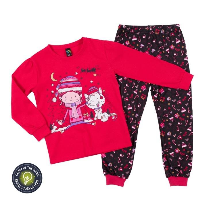 Pyjama pour filles-1