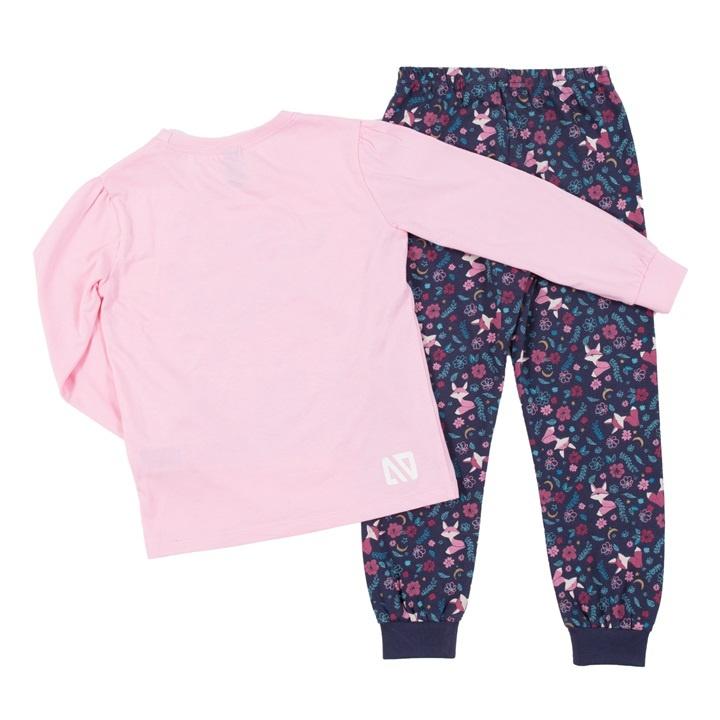 Pyjama qui brille dans le noir pour filles-2