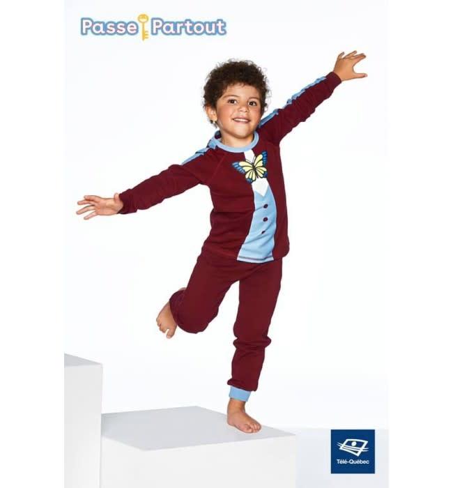 Pyjamas Passe-Montagne-1