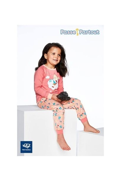 Pyjamas Passe-Partout Canelle