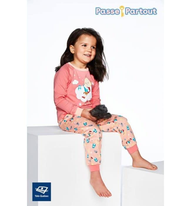 Pyjamas Passe-Partout Canelle-1