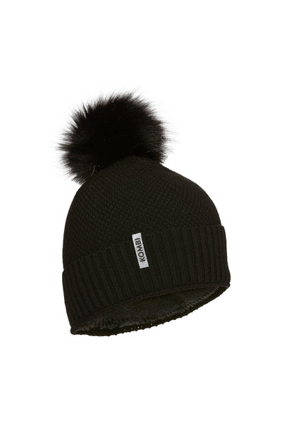Tuque Stylish - Juniors 7/14 ans - Noir