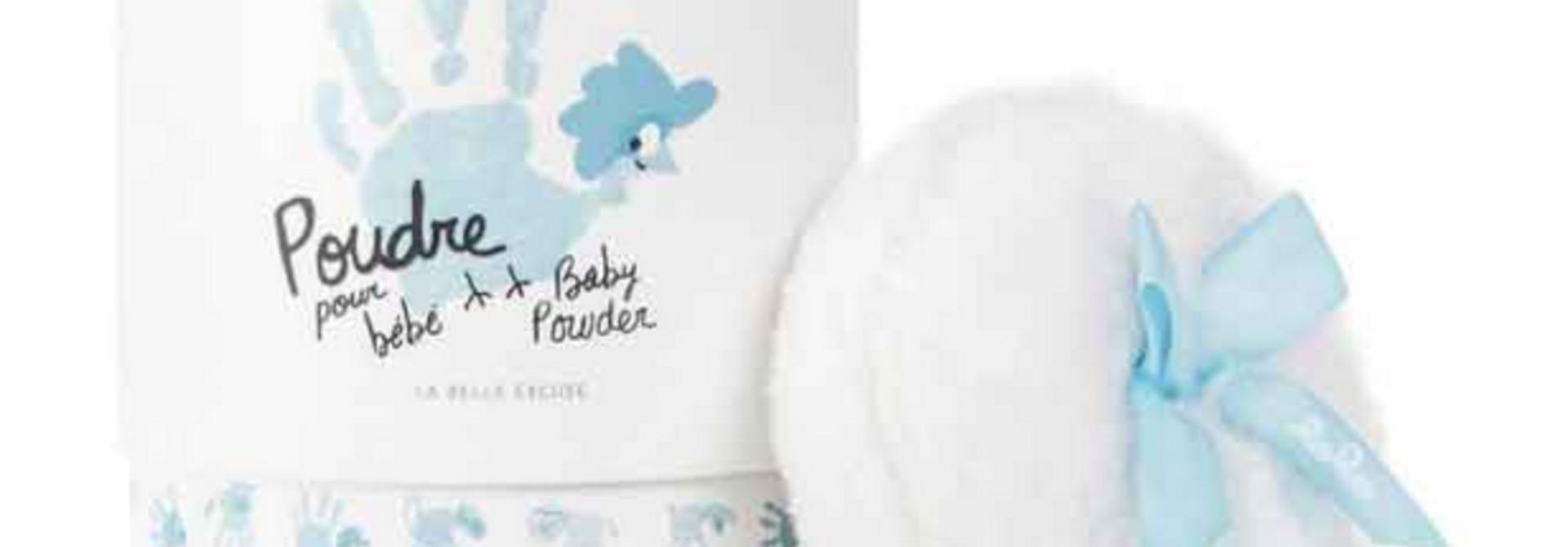 Poudre pour bébés