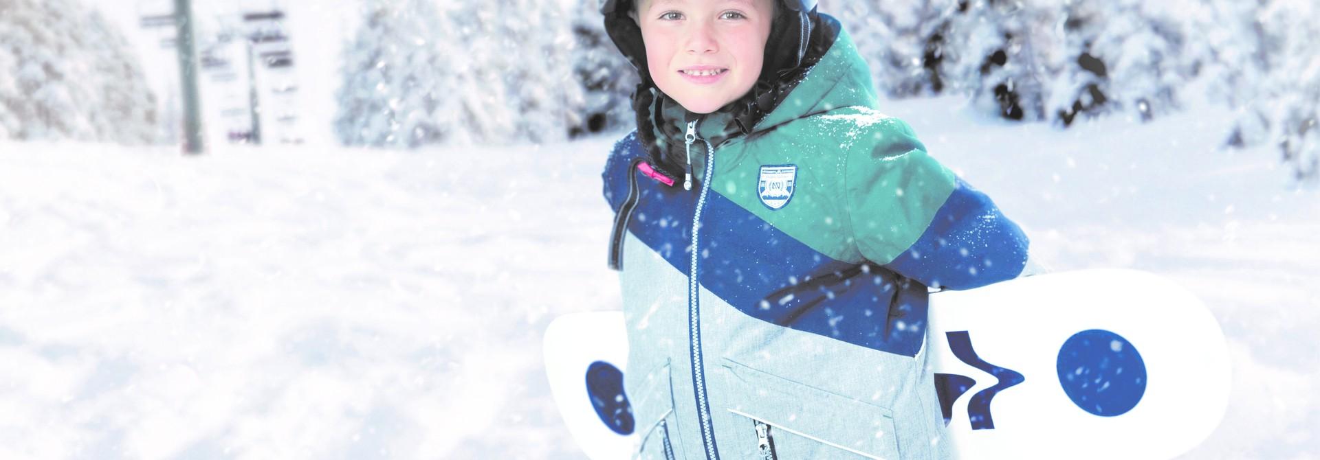 Habits de neige et Manteaux d'hiver