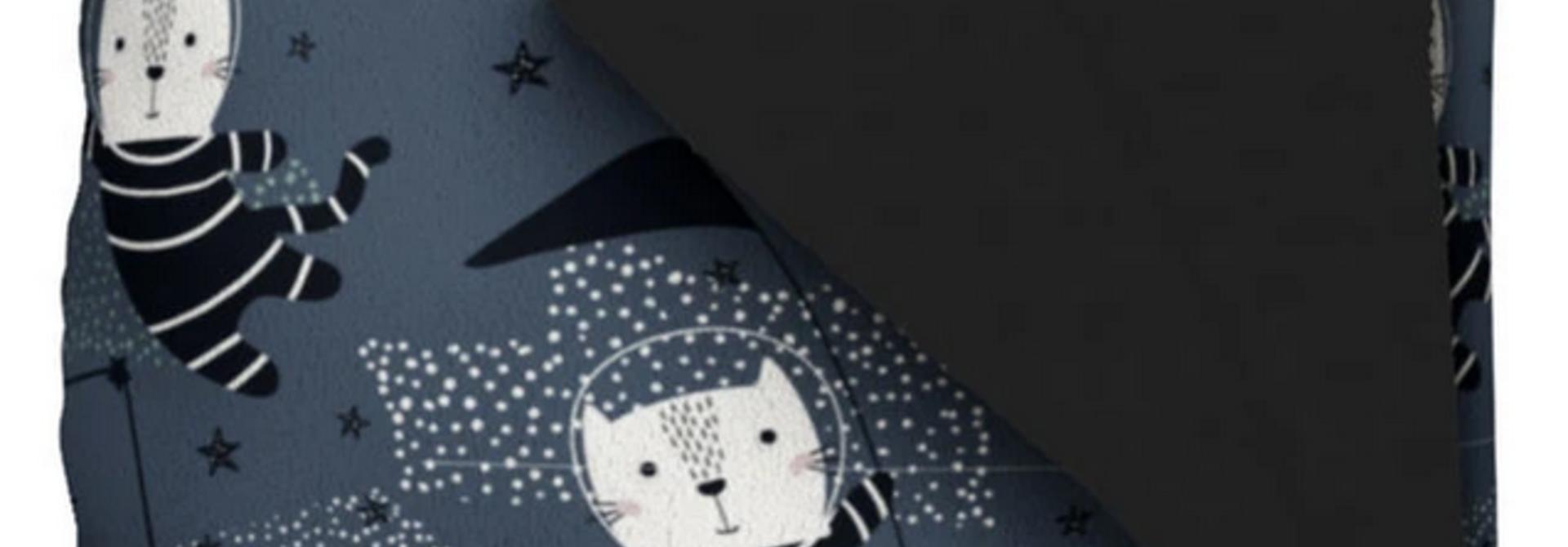 Doudou de Minky - Chasse aux étoiles