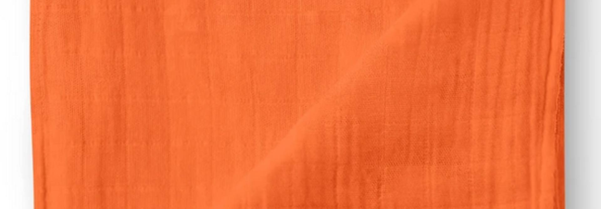 Mousseline de bambou - Épice de citrouille