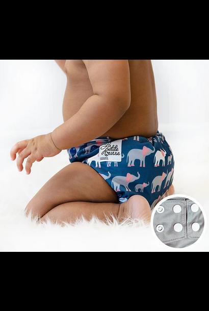 Couche à poche -  Éléphant