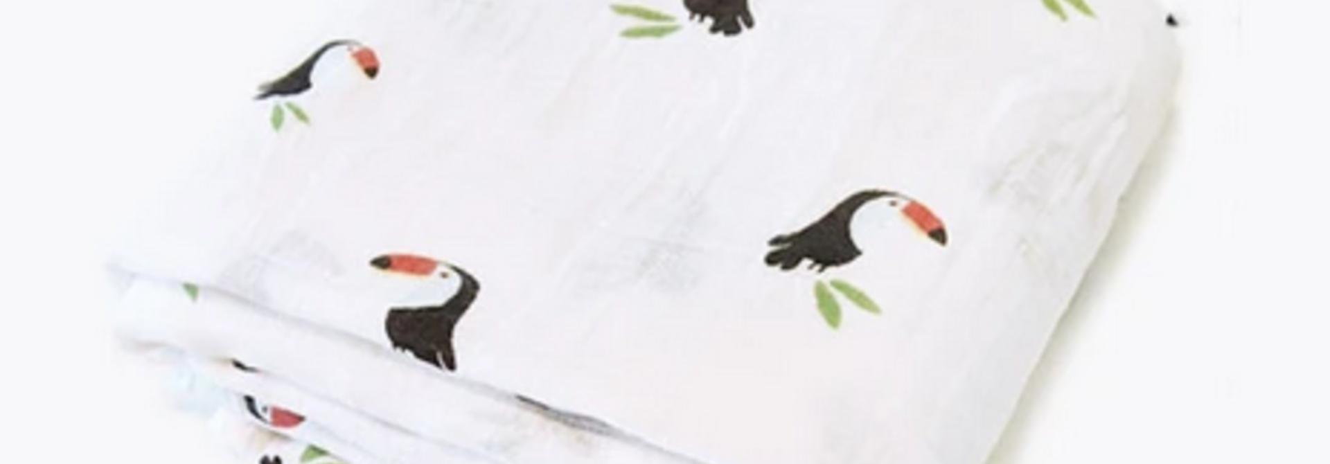 Mousseline - Toucan