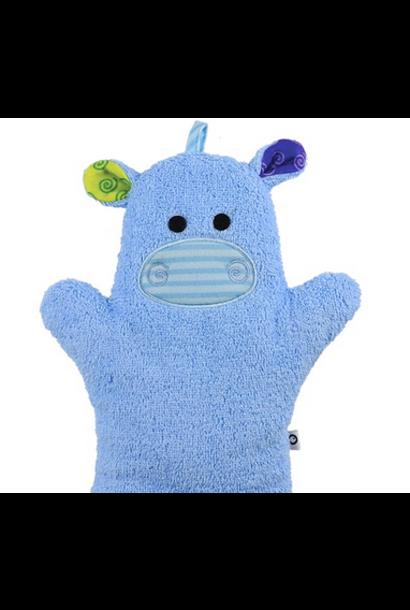 Mitaine pour le bain - Hippo