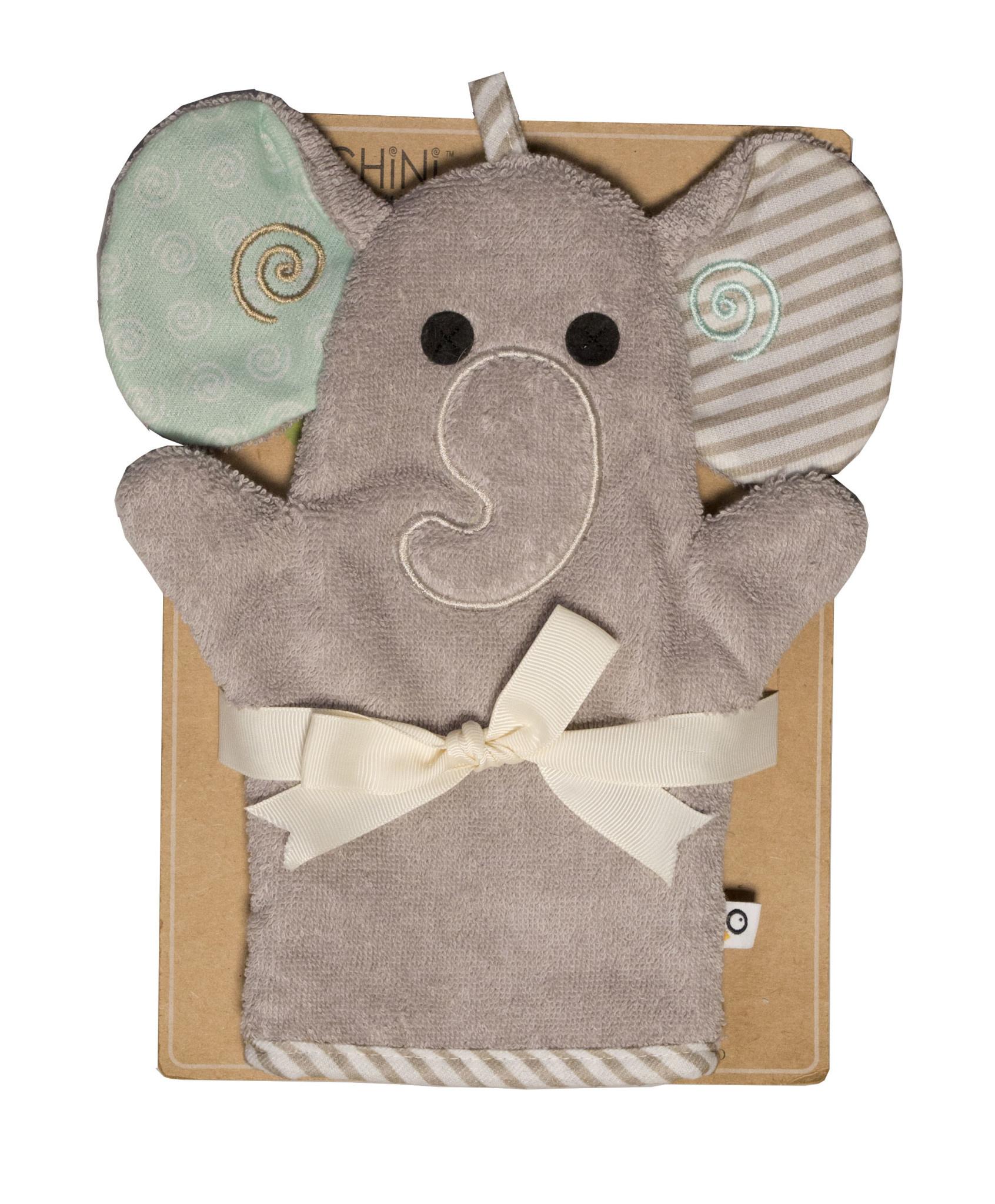 Mitaine pour le bain - Elephant-1