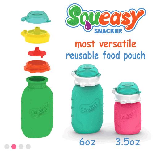 Pochette d'aliments pour enfants-2