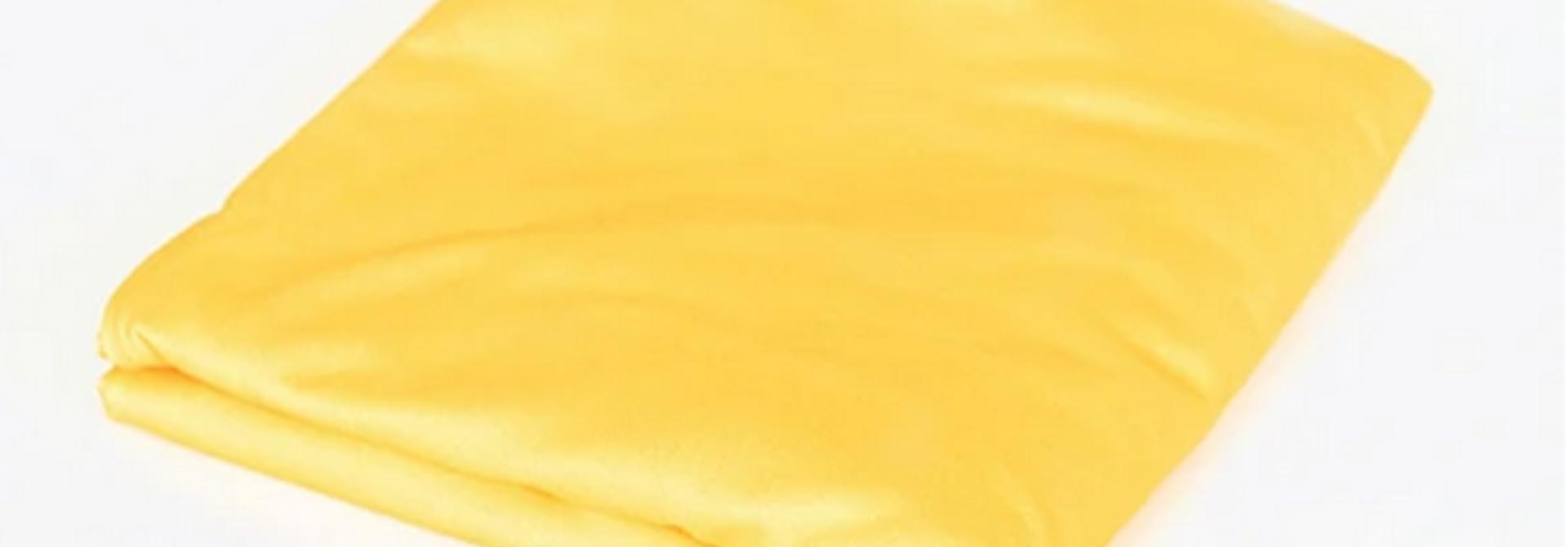 Écharpe d'allaitement - Moutarde