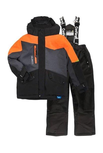Habits de neige Orange