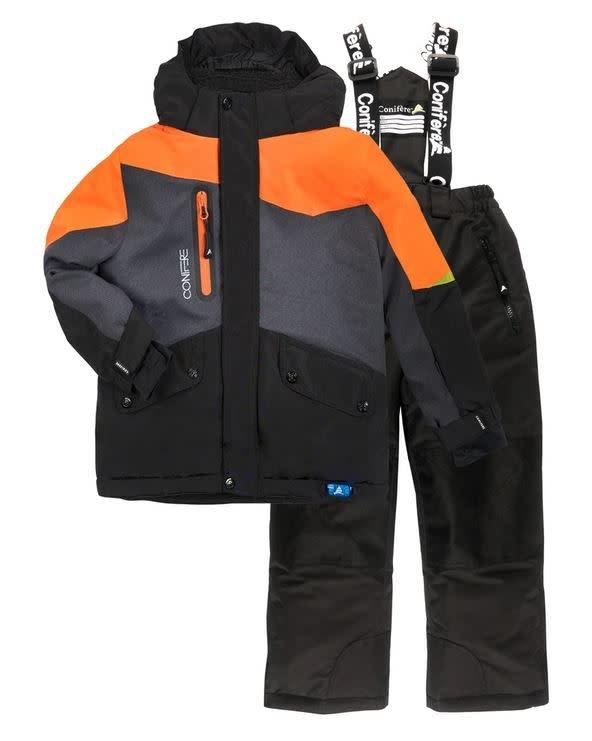 Habits de neige Orange-1