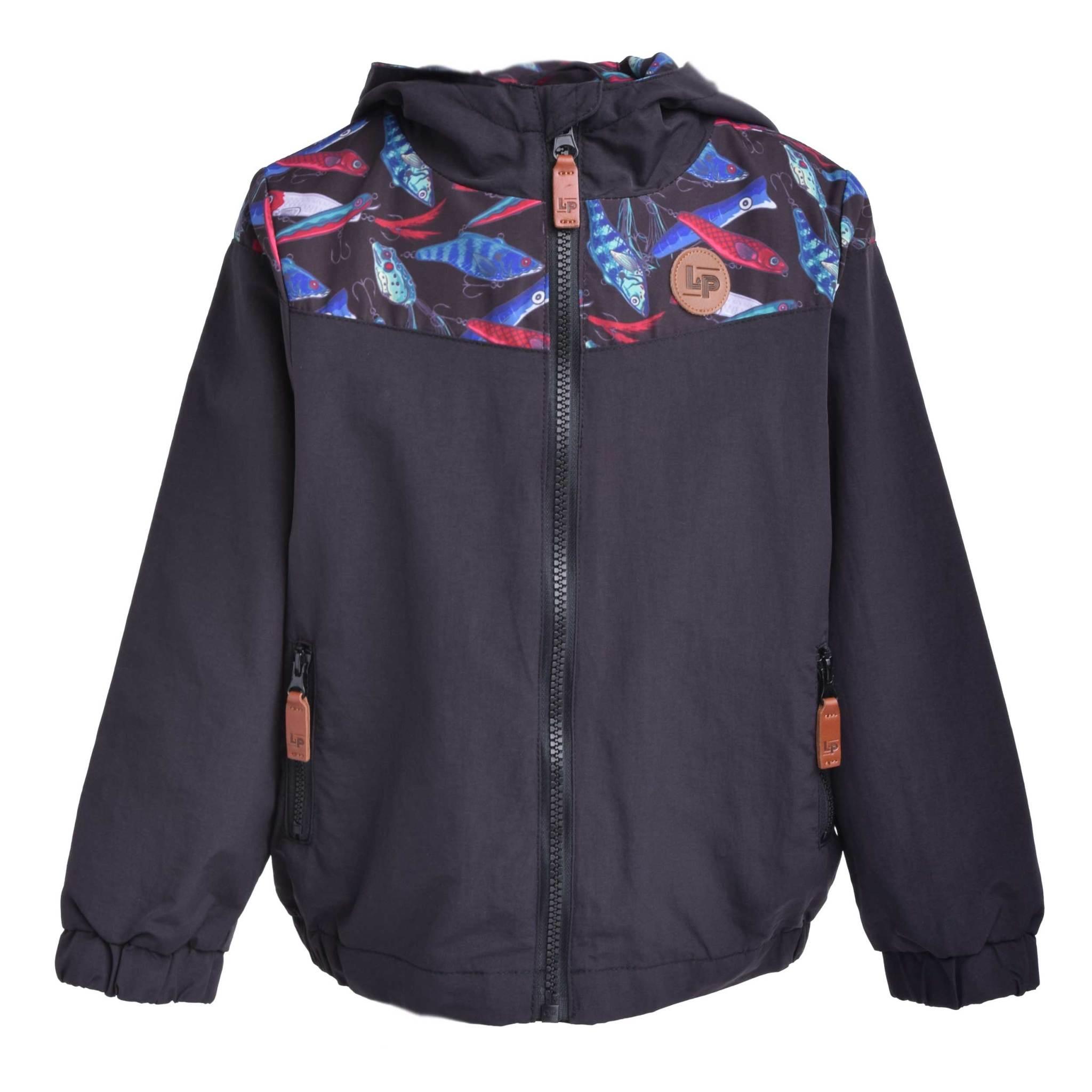Manteau d'extérieur mi-saison FISH 2.0-1
