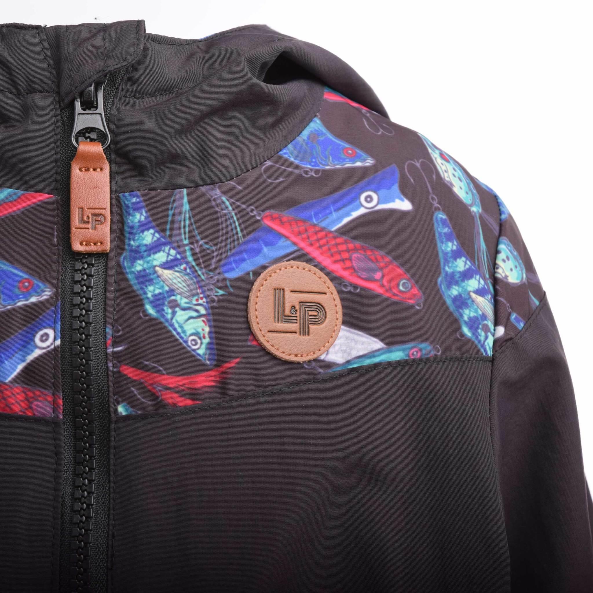 Manteau d'extérieur mi-saison FISH 2.0-2