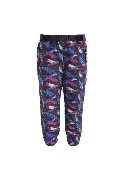 Pantalon d'extérieur doublé en coton