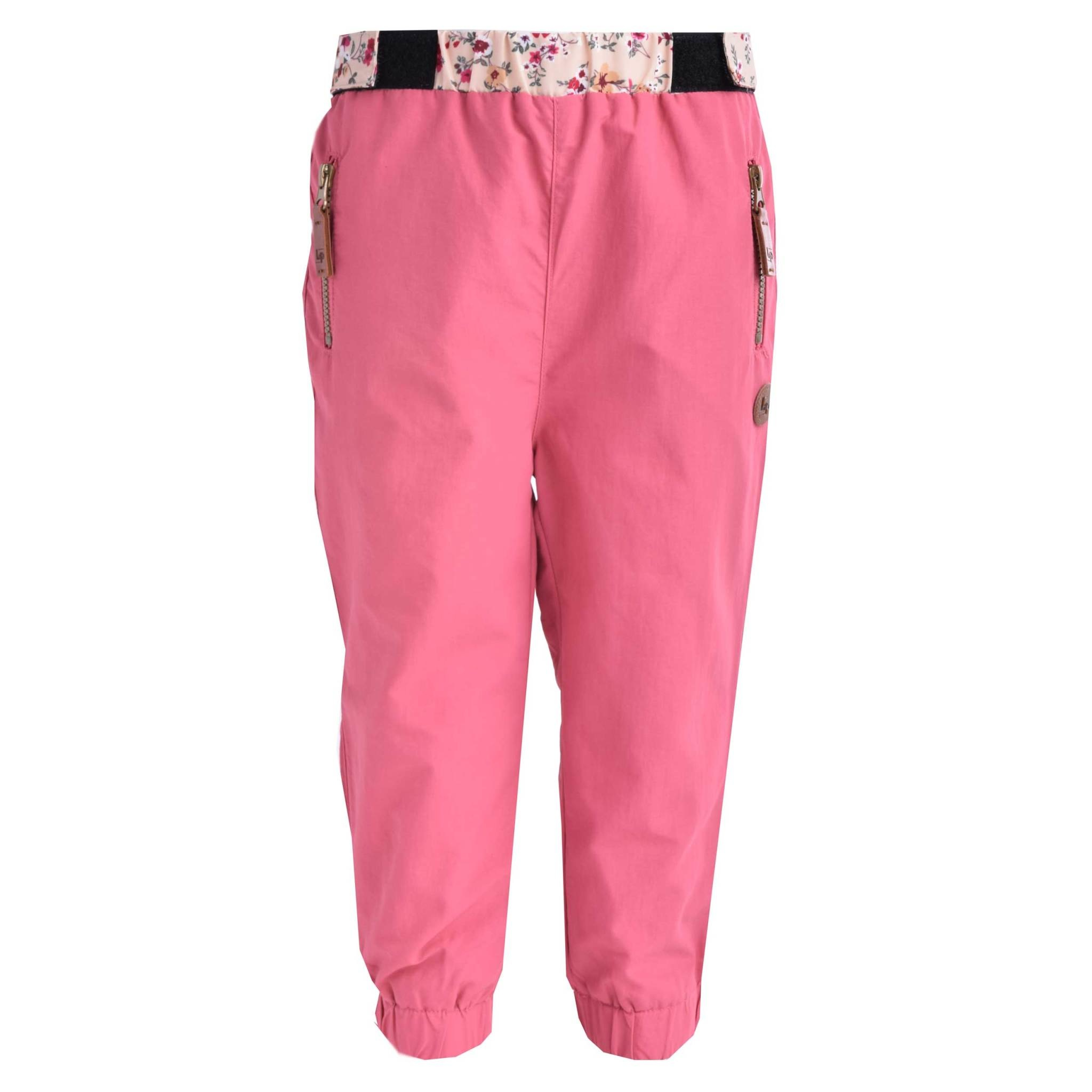 Pantalon ext. doublé en coton-1