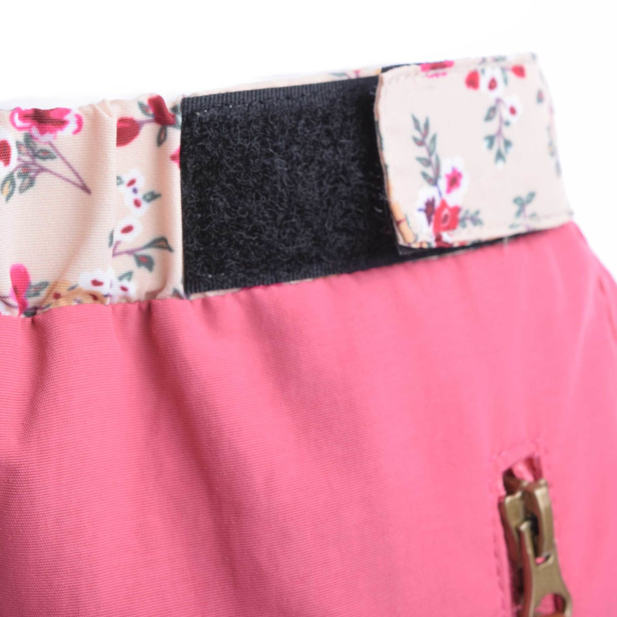 Pantalon ext. doublé en coton-2