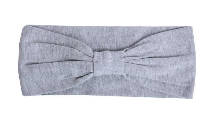 Bandeau de tête vintage en coton-1
