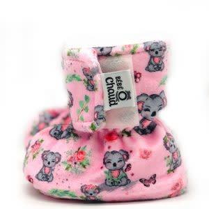 Pantoufles à velcro - Koala-1