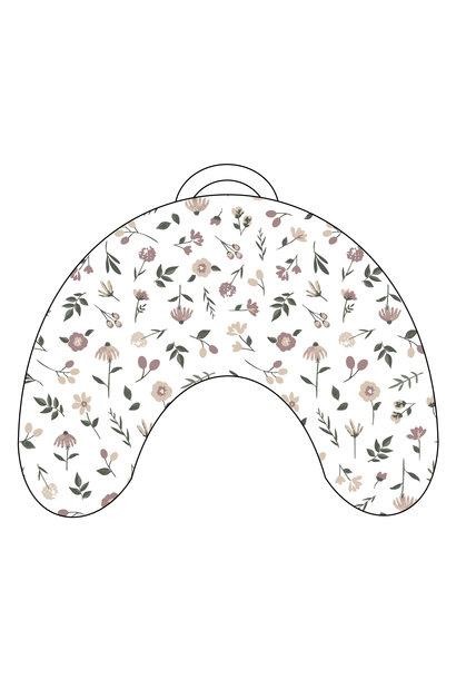 Coussin d'allaitement - Floral