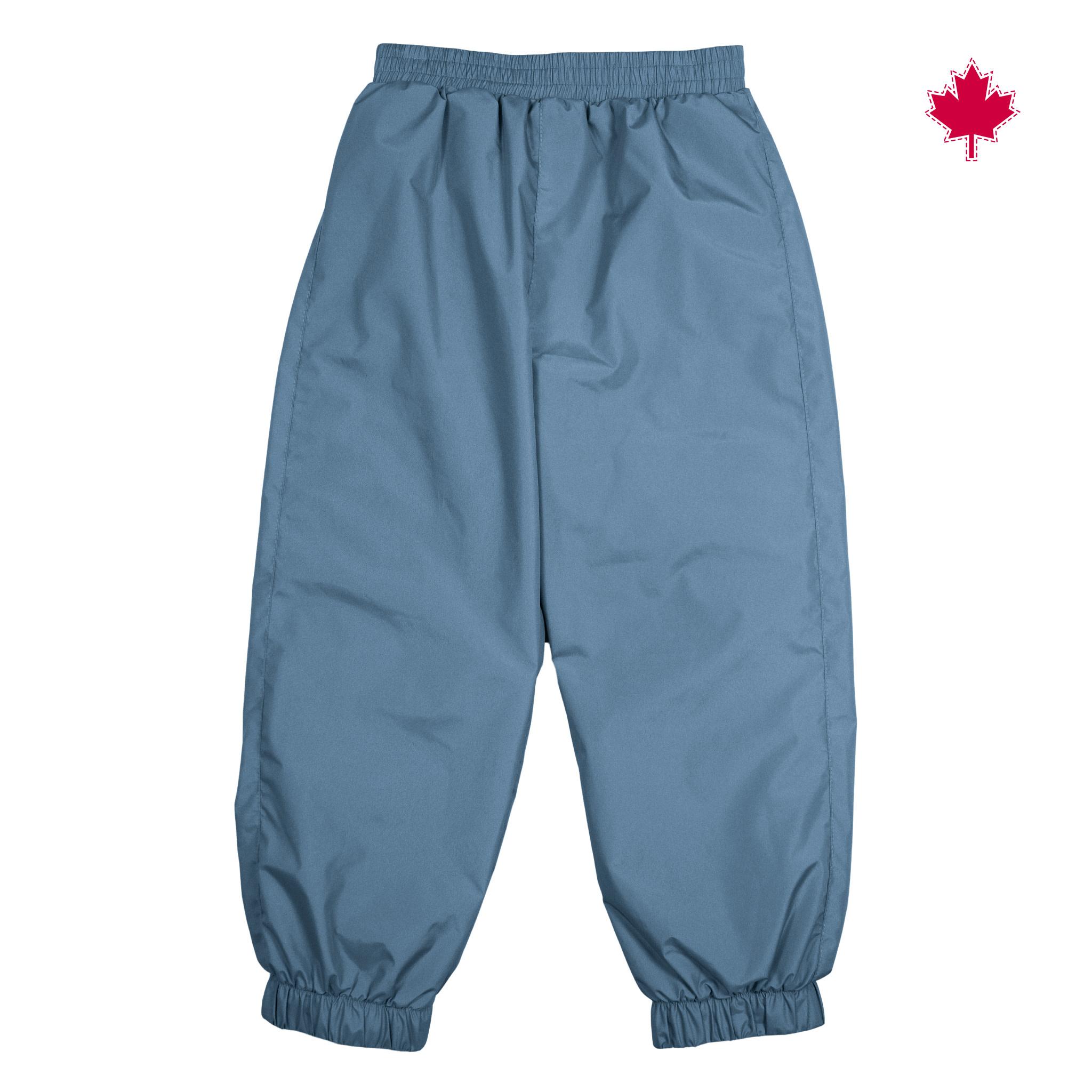 Pantalons mi-saison Taffeta - Medium Bleu-1