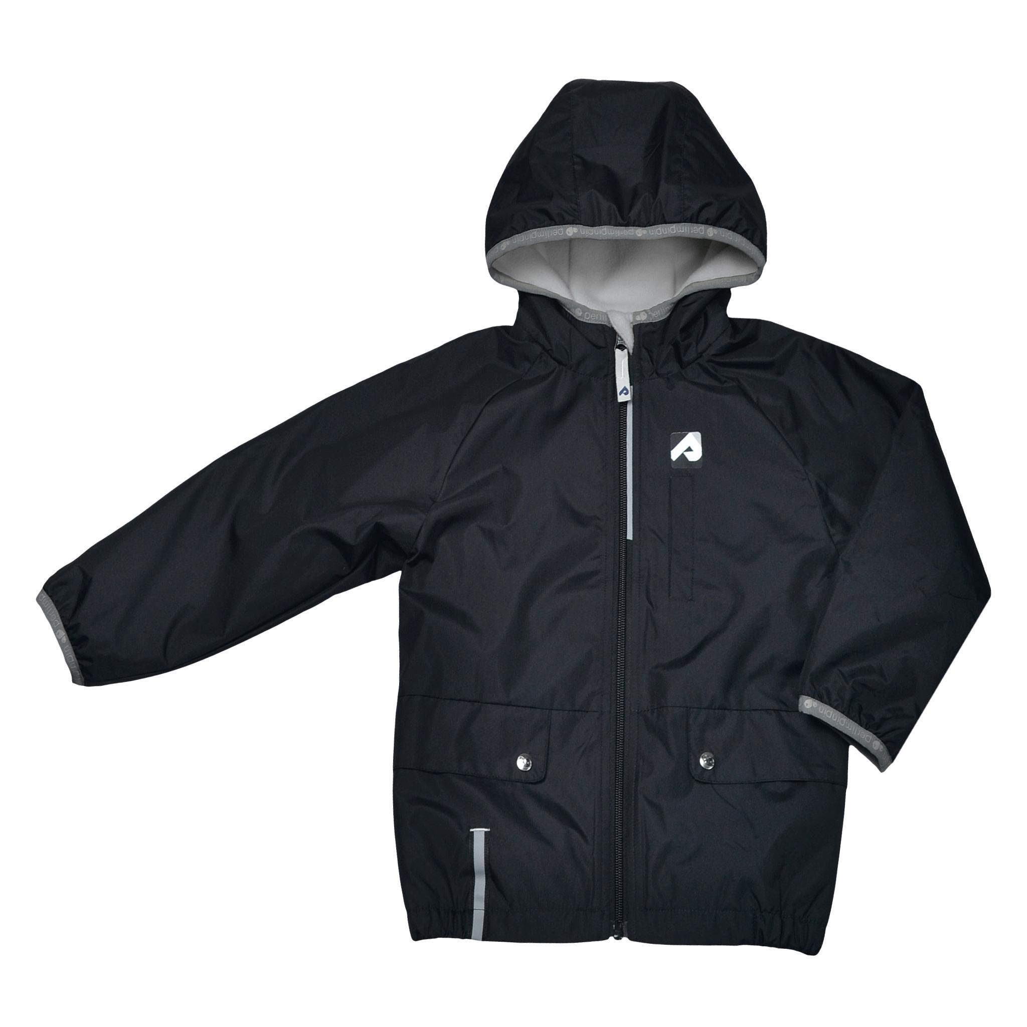 Manteau mi-saison - Noir-1