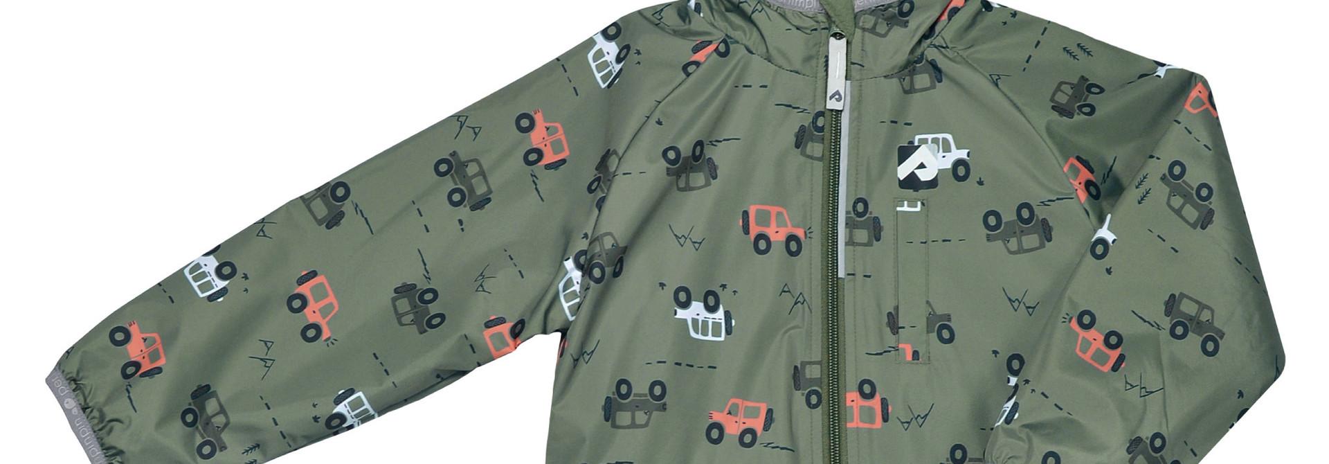 Manteau mi-saison - Jeeps Kaki