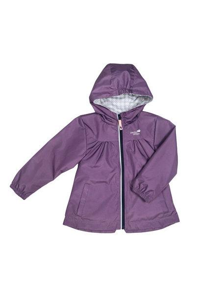 Manteau mi-saison - Raisin