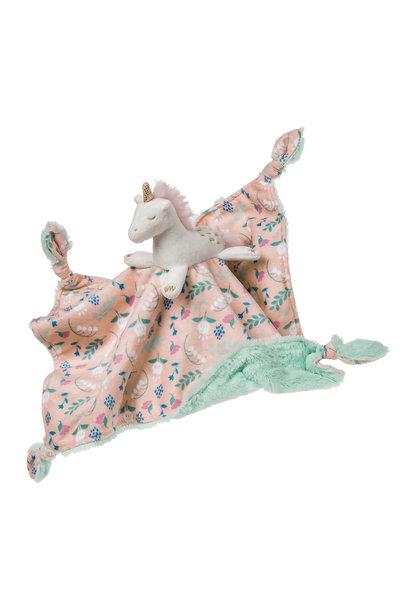 Doudou noeuds - Licorne