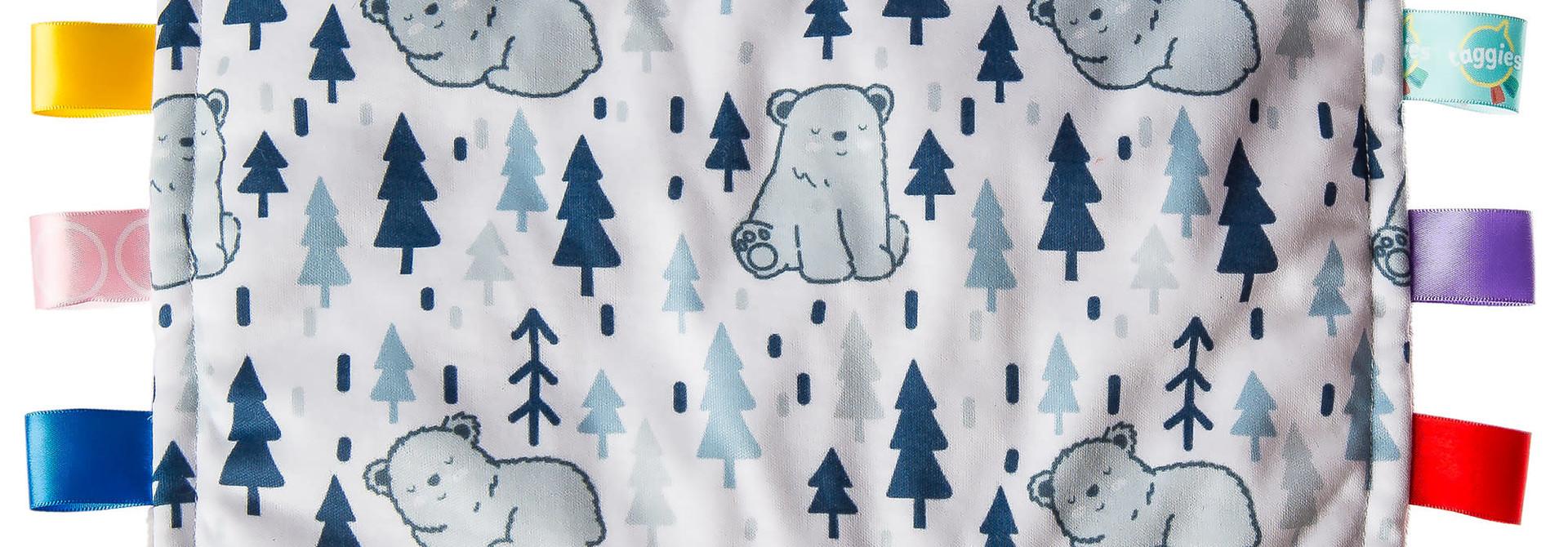 Doudou étiquettes - Bear