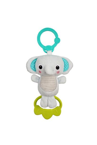 Jouet musical à accrocher - Éléphant
