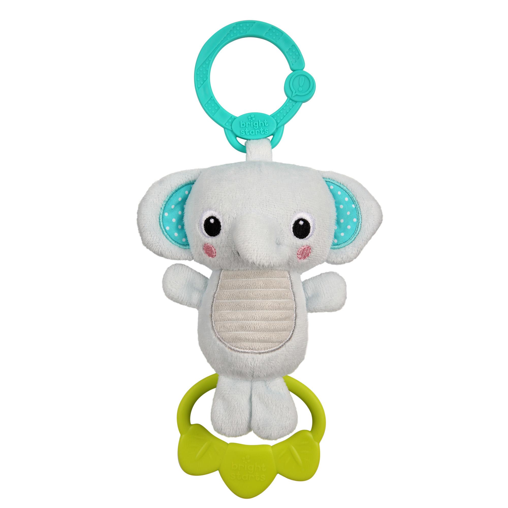 Jouet musical à accrocher - Éléphant-1