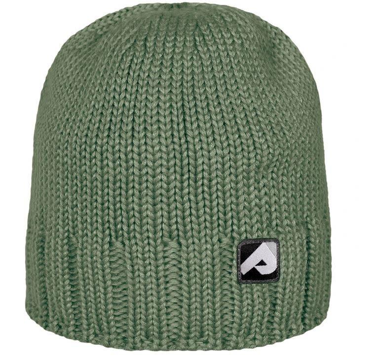 Bonnet en tricot - Kaki-1