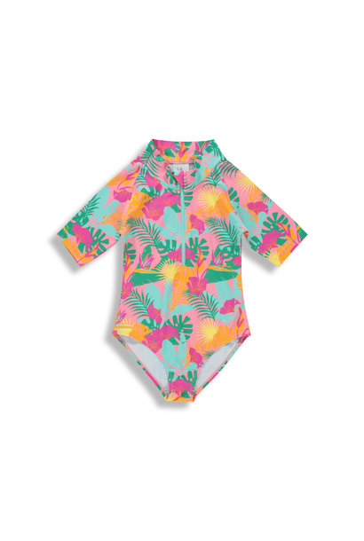 Maillot surfer - Jungle