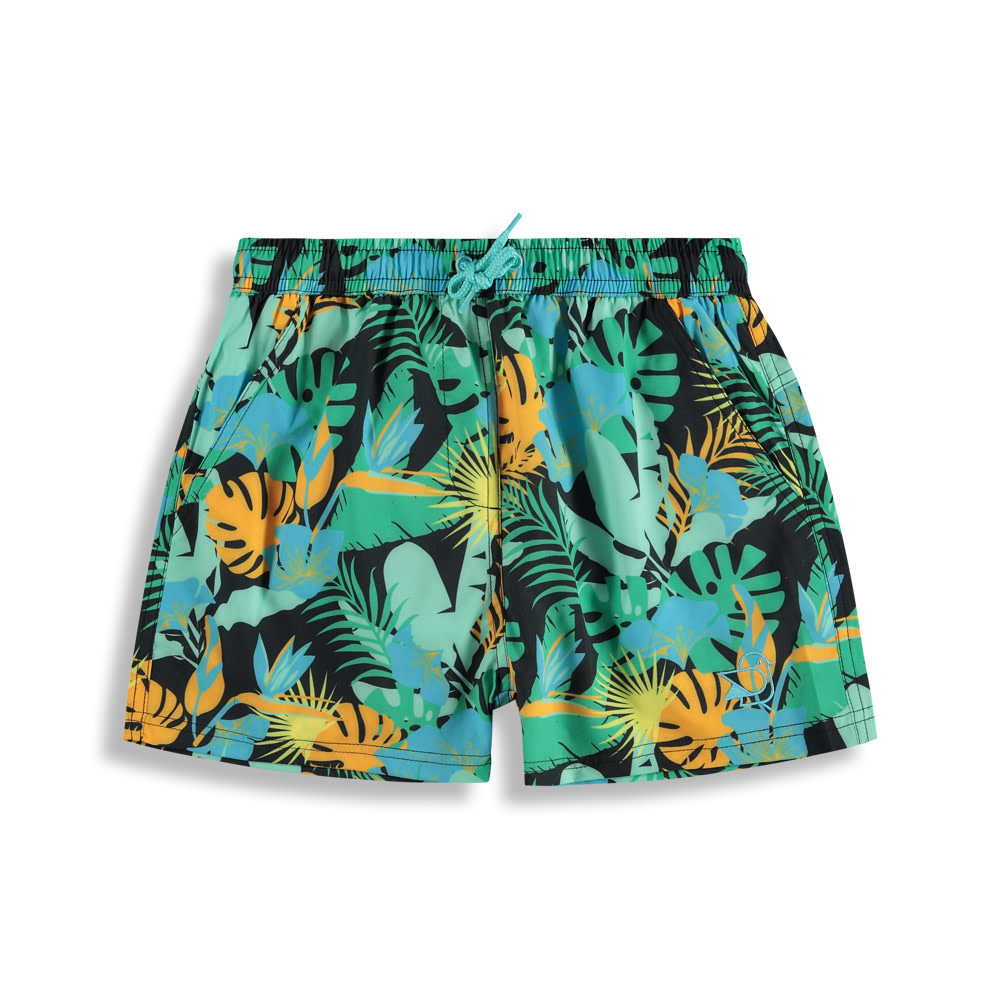 Maillot short - Jungle-1