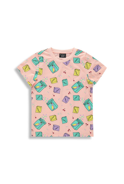 T-shirt pêche - BREAKFAST